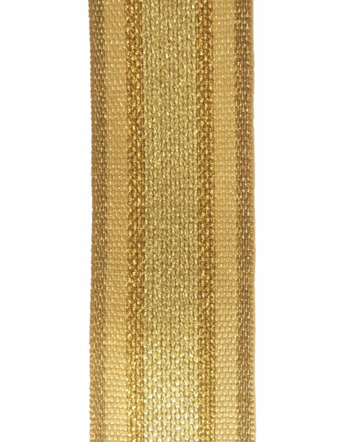 Gold-jacquard-lace