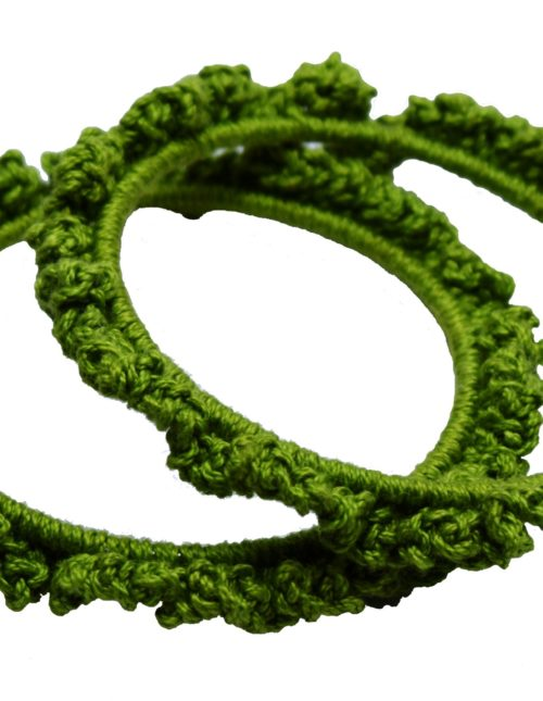 Olive-Green-Bangles