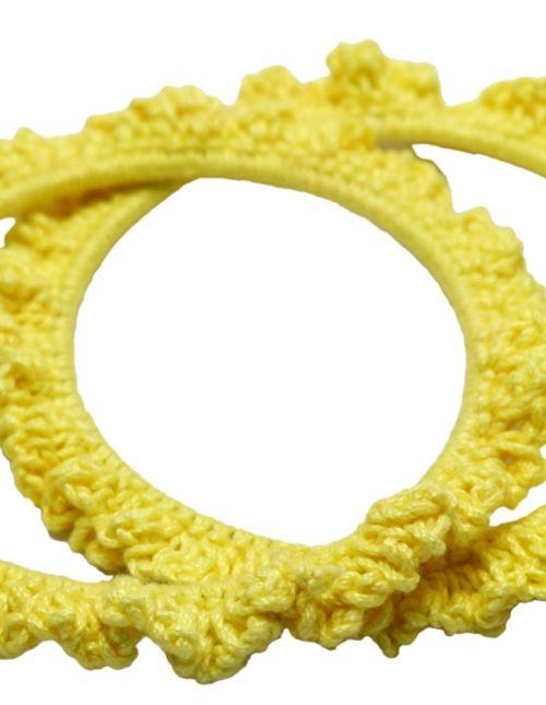 Yellow-Bangles