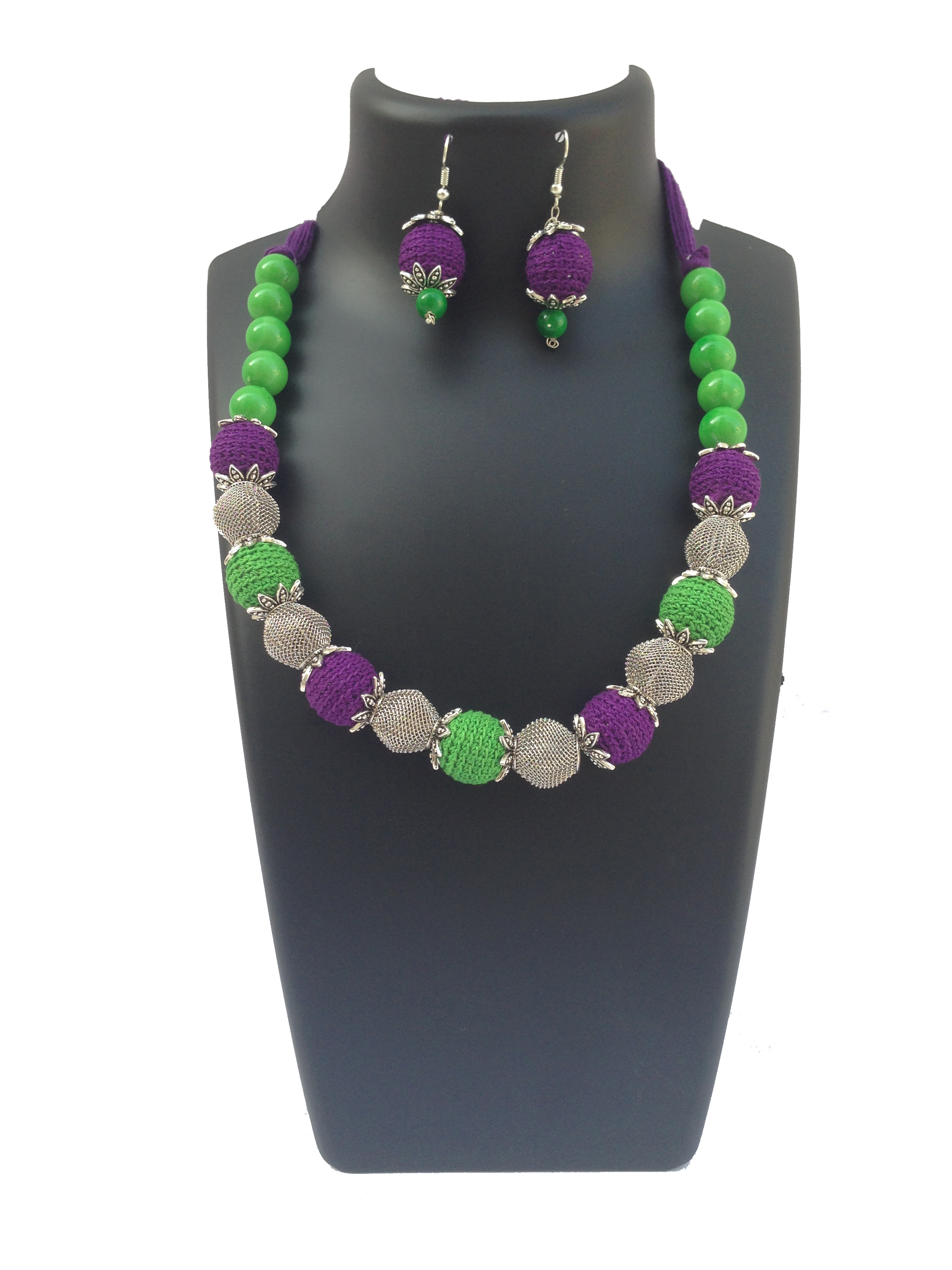 green-purple-necklace