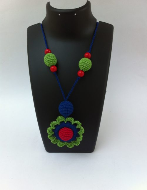 Green-blue-necklace