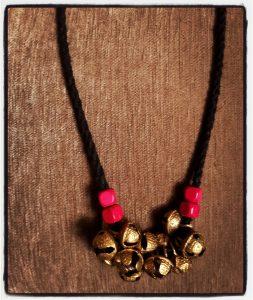 Handmade-ghunghru-neclace