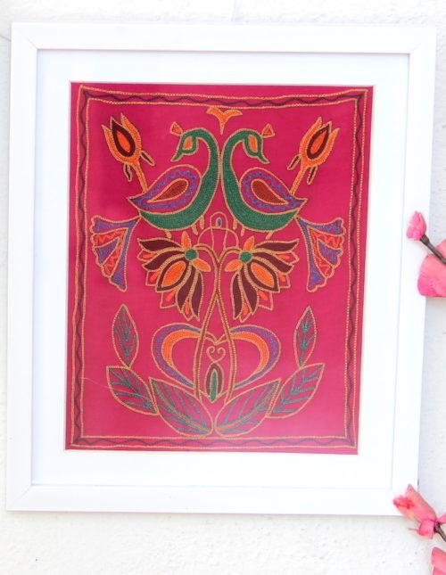 Hand Embroidery Archives - Rangpitaara