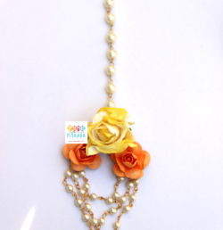 Exquisite yellow flower paper jewellery set rangpitaara exquisite yellow flower paper jewellery set img3274 img3279 mightylinksfo Choice Image